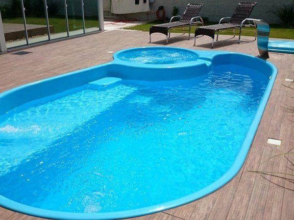 Espa o piscinas - Piscinas en alto ...